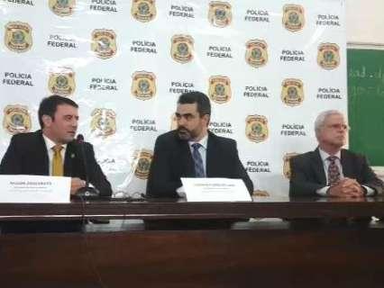 PF dá detalhes sobre a máfia alvo da Operação Laços de Família