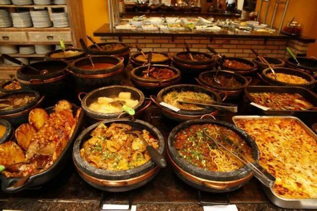 Culinária mineira oferece do quiabo ao tutu. (Foto: Divulgação/Fogão Mineiro)