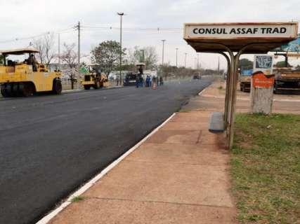Prefeitura espera recapear 285 km de ruas de Campo Grande em 2 anos