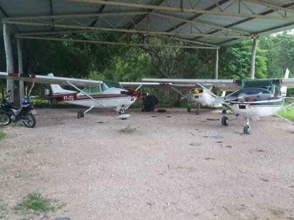 Justiça antecipa leilão de aviões e carros de chefão do tráfico de ...