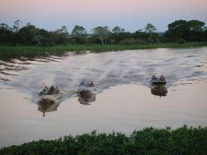 Piracema começa amanhã com proibição da pesca em três rios de MS