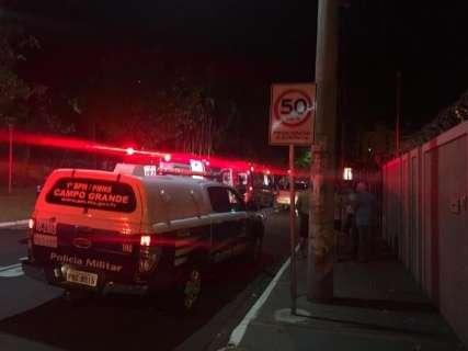 É grave estado de saúde de vizinho esfaqueado durante briga na Orla Morena