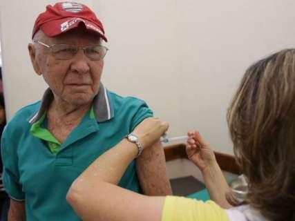 Cobertura vacinal contra gripe chega a 45% após Dia D