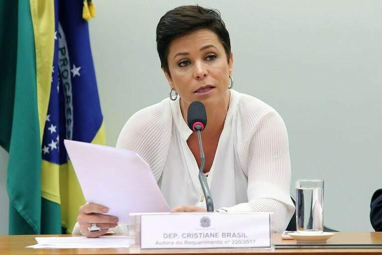 Cristiane Brasil pode tomar posse como ministra do Trabalho. (Foto: Gilmar Felix/Câmara dos Deputados)
