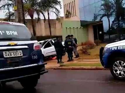 Vídeos de acidente e furto a cartório foram os mais vistos da semana