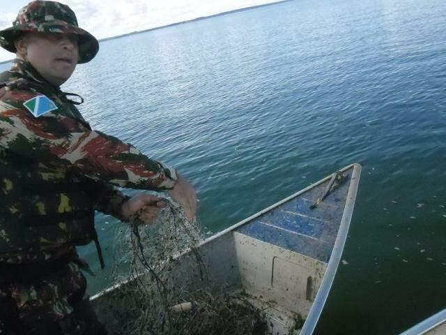 A partir de 24 de fevereiro, PMA intensifica ações nos rios de MS. (Foto: Divulgação)