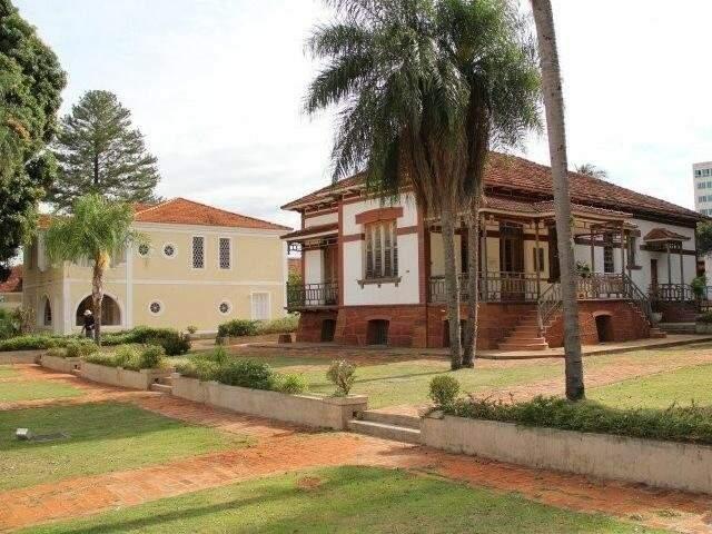 """Mudança proposta visa evitar """"eventual dano ao patrimônio histórico e cultural"""". (Foto: Arquivo/Campo Grande News)"""