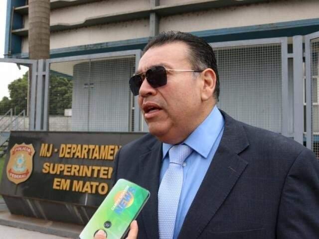 José Roberto da Rosa, advogado de Guimaro, informou que seu cliente negou contato com Reinaldo ou que sofreu ameaças. (Foto: Henrique Kawaminami/Arquivo)