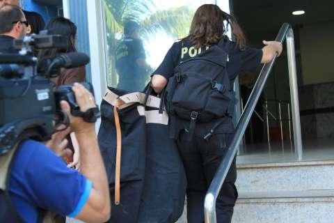 Defesa pede a STJ revogação de prisões na operação da Polícia Federal