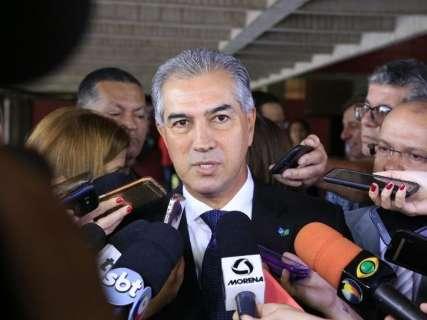 Reinaldo participa de posse no TJMS e de evento na Embrapa nesta quarta-feira