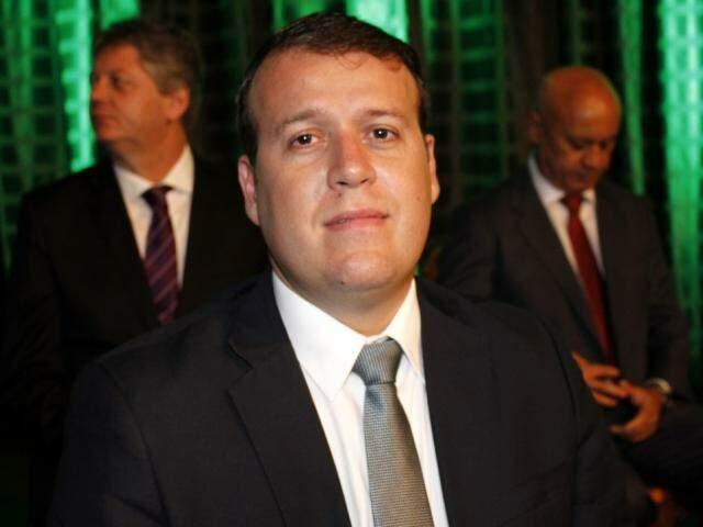 Felipe Mattos afirma que governo toma medidas para elevar receita e cortar gastos com funcionalismo, citando demissão de comissionados e o PDV. (Foto: Chico Ribeiro/Subcom/Arquivo)