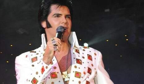 'Elvis Presley Experience', espetáculo apresentado em uma dezena de cidades do Brasil e mais de 12 Países vem a Campo Grande