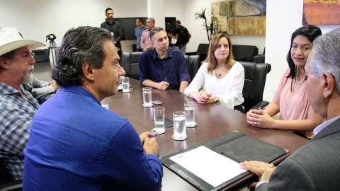 Prefeitura e governo firmam parceria para disponibilizar sinal digital