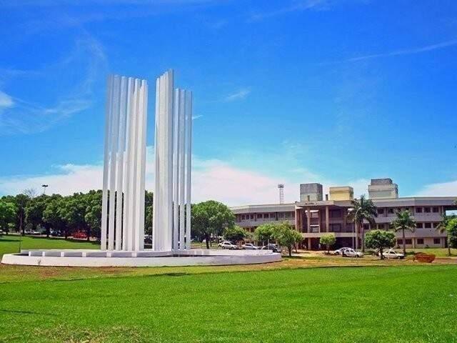 Universidade Federal de Mato Grosso do Sul em Campo Grande (Foto: Arquivo/ Divulgação)