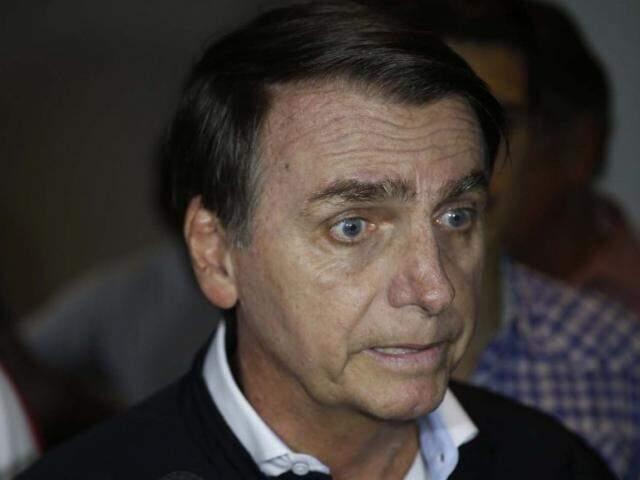 Jair Bolsonaro lidera intenções de voto no 2º turno (Foto: Fernando Frazão/Agencia Brasil)