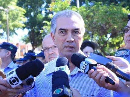 Reinaldo recebe ministro das Cidades para entrega de 327 casas no interior