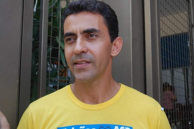Presidente da ACP, Lucílio Nobre, disse desconhecer a ação que tramita na Justiça (Foto: Silas Lima)