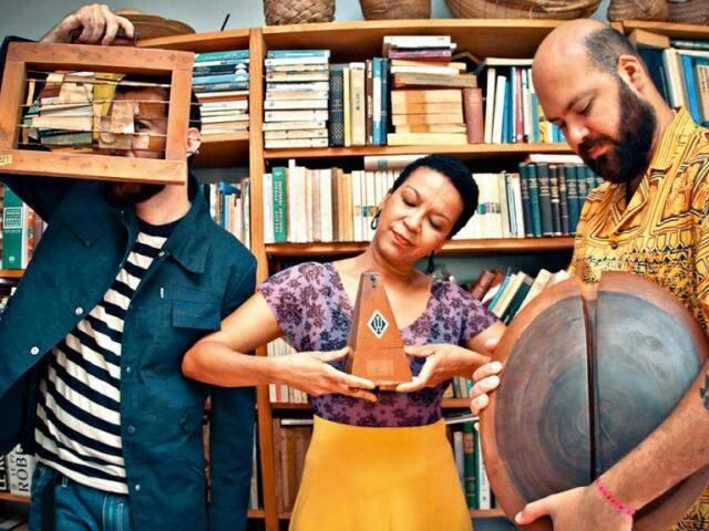 Juçara Marçal, Kiko Dinucci  e Thiago França são citados como três referências de artistas da música brasileira atualmente. (Foto: Divulgação)
