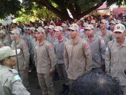 Corpo de Bombeiros terá sede própria e mais oito viaturas de resgate