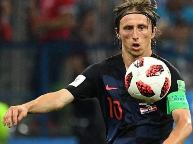 A rodada das quartas de final neste sábado tem Luca Modric em ação pela Croácia diante da Rússia