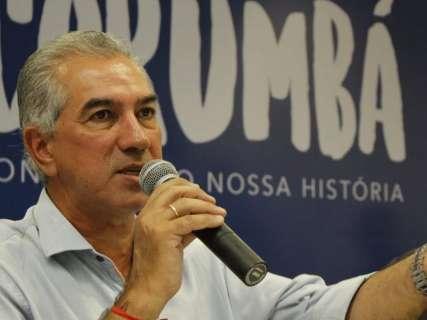 Reinaldo vai se reunir com Bolsonaro para discutir fronteira e logística