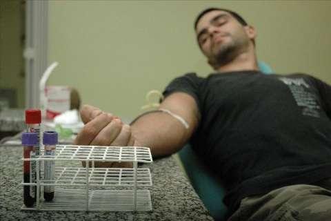 Hemosul pede doações para não faltar sangue durante o feriadão
