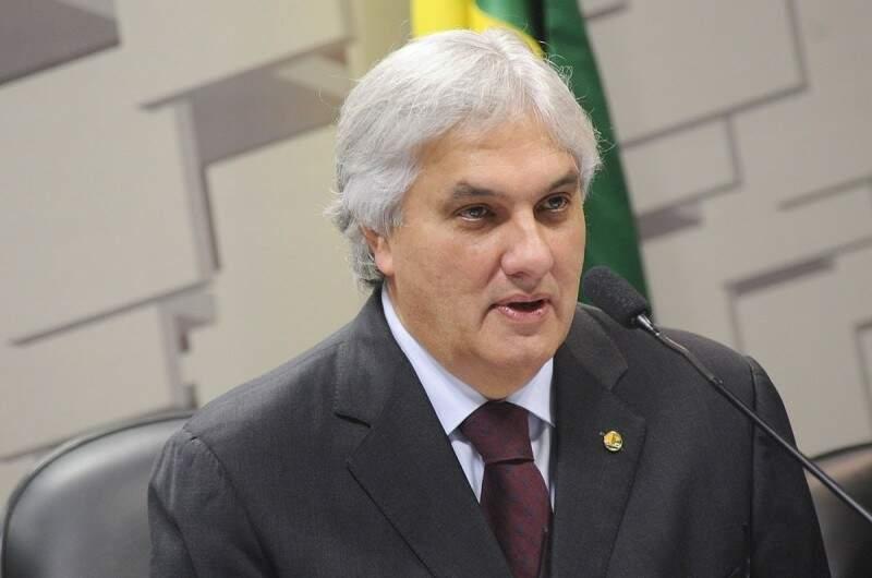 Senador Delcídio do Amaral (sem-partido). (Foto: Arquivo)