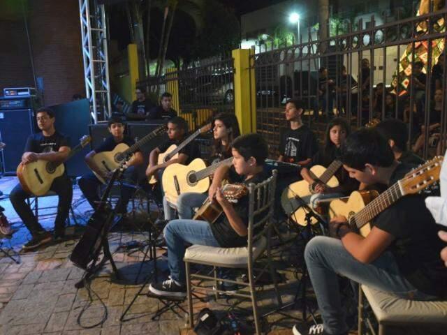 Agora o SESC garante que fará a contratação dos músicos sem edital para apresentações em seus eventos (Foto: Vanessa Tamires/Arquivo)