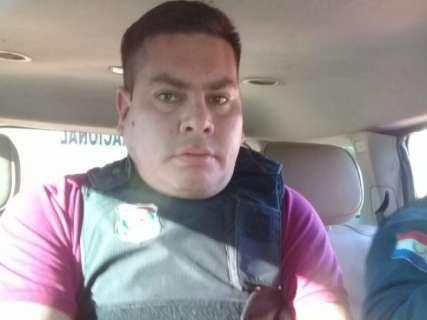 """Chefe dos """"sicários"""" na fronteira se entrega à polícia paraguaia"""