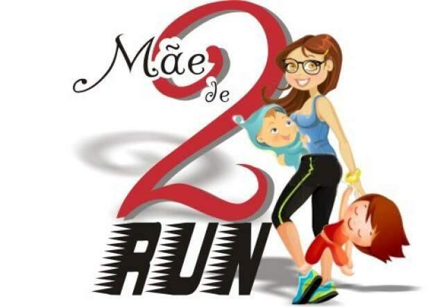Ela divide as experiências no blog Mãe de dois run. (Foto Divulgação)