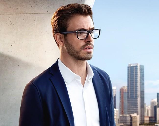 Óculos Montblanc, marca exclusiva Lívari - Foto Divulgação