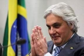 """Senador Delcídio do Amaral disse que vai evitar o """"revanchismo"""" e pretende se concentrar na defesa do mandato (Foto: Arquivo/Agência Senado)"""