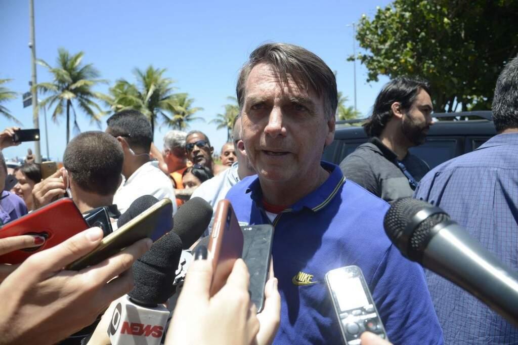 Jair Bolsonaro, presidente eleito, será diplomado nesta segunda-feira. (Foto: Tânia Regô / Agência Brasil)