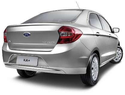 Ford lança novas versões para o Ka e Ka+