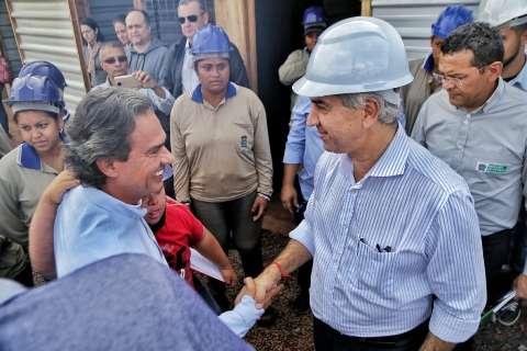 Mutirão prevê concluir 40 casas no Bom Retiro até o aniversário da Capital