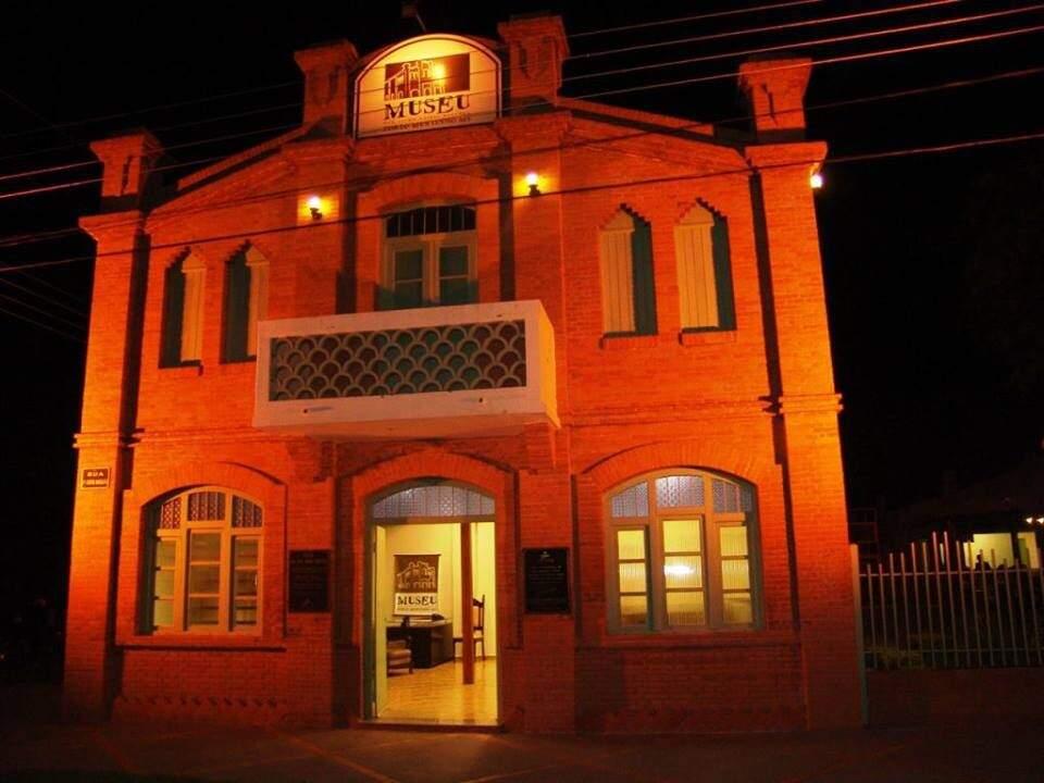 Casa do avô de Miguelito, Dom Jaime Aníbal Barrera em Porto Murtinho (Foto: Acervo Pessoal)