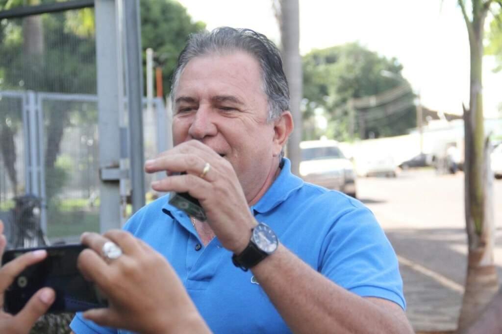 Última prisão de Giroto foi em 9 de março, quando se entregou à PF. (Foto: Marcos Ermínio/Arquivo)