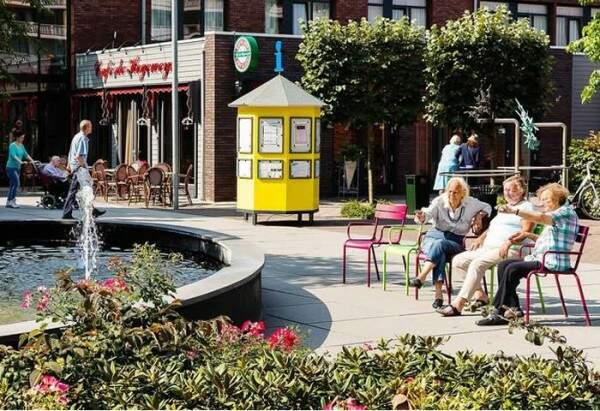Moradia para idosos: Projeto Marun, SP e Holanda