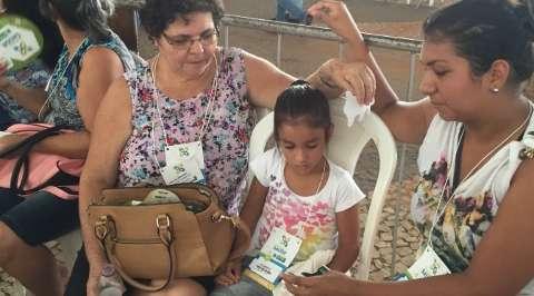 Caravana da Saúde oferece oito especialidades médicas à pacientes