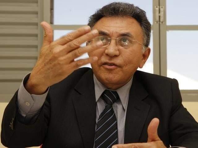 Juiz aposentado vive com a proteção da PF desde 1998 (Arquivo/Campo Grande News)