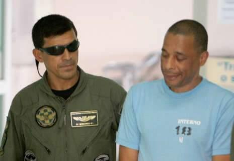 Elias Maluco é transferido para o presídio federal de Campo Grande