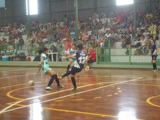 Torneio de futsal feminino começa hoje em Campo Grande (Foto: Divulgação)