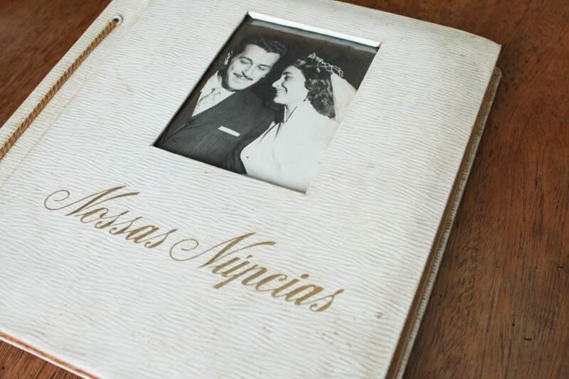 A despedida de Tarcísio aconteceu antes de eles completarem 30 anos de casados. (Foto: Marina Pacheco)