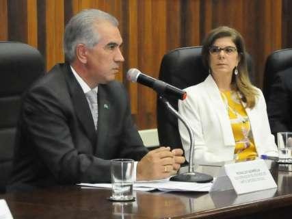 """Situação do Rio """"é consequência"""" do que ocorre nas fronteiras, diz Reinaldo"""