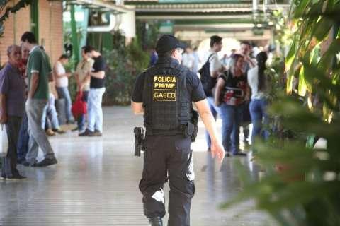 Gaeco cumpre 12 ordens de prisão em operação contra corrupção no Detran