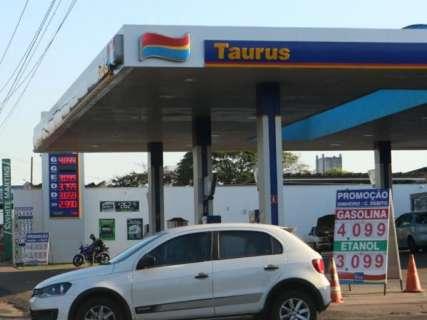 Custando R$ 4,44, MS tem a 7ª gasolina mais barata do Brasil, aponta ANP