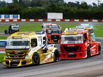 Copa Truck inicia os treinos livres nesta manhã no Autódromo