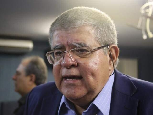 Marun pediu para ser nomeado para Conselho da Itaipu, sendo atendido pelo então presidente Michel Temer (Foto/Arquivo: Paulo Francis)