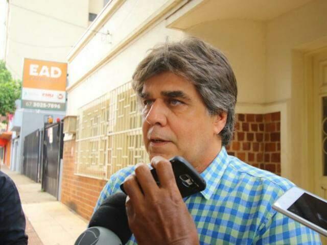 Celso Martins confirmou local do sepultamento