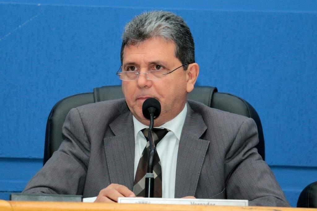 Presidente da Câmara, João Rocha assinou hoje a criação da Comissão Parlamentar de Inquérito.